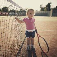 Deportes infantiles: el mini tenis