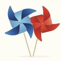 Cómo hacer un molinillo de viento de papel