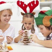 Juegos para hacer con niños en Navidad