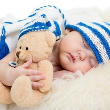 La siesta en bebés y niños