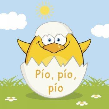 El huevo que pía