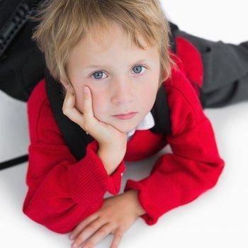Síndrome postvacacional y los niños