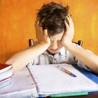 Dificultades de los niños en el estudio