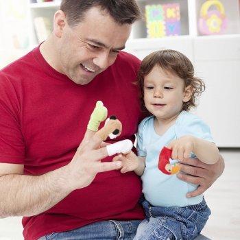 Beneficios de jugar con marionetas