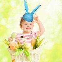 Sombrero de conejo par Carnaval. Manualidad de papel maché