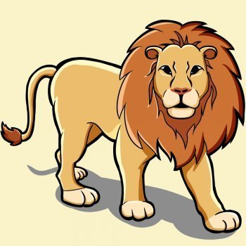 El león y la zorra