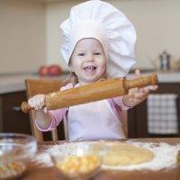 Cocinando con niños