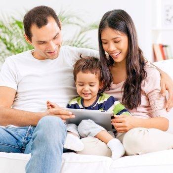 Ambiente familiar para un niño hiperactivo