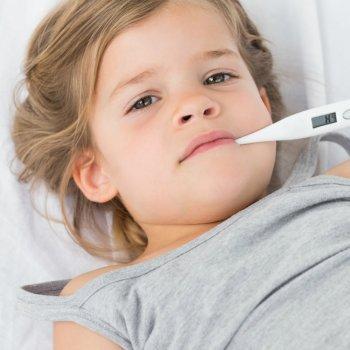 Cómo afecta a los niños la gripe A