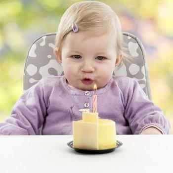 El primer cumpleaños del bebé