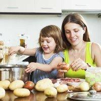 Consejos para que los niños se diviertan en la cocina