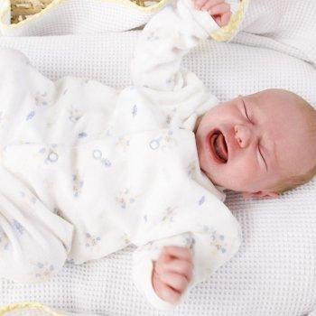 Bebés con estreñimiento, ¿qué hacer?