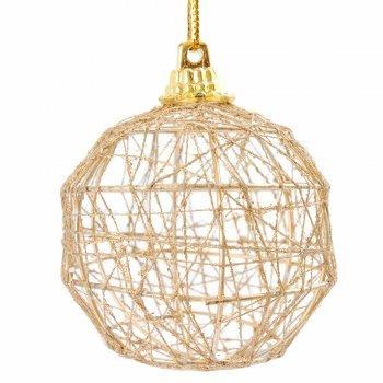 Manualidades para Navidad. Bolas de cuerda