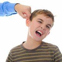 Consecuencias del castigo físico en los niños