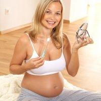 El flúor durante el embarazo