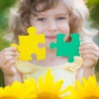 Juegos para niños: el puzle