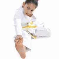 Karate infantil