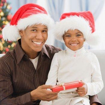 Navidad para padres separados