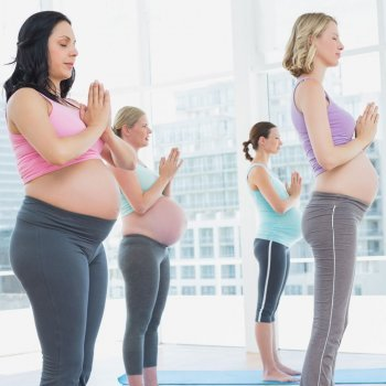Kundalini Yoga para embarazadas
