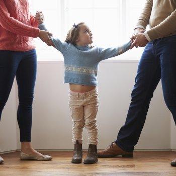 El síndrome de alienación parental y los niños