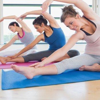Yoga en el posparto