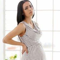 Prevención del dolor de espalda durante el embarazo