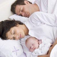 Colecho o dormir con los padres