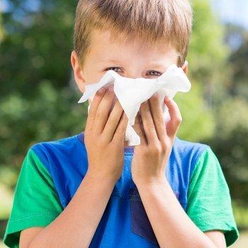 Viajar con niños alérgicos