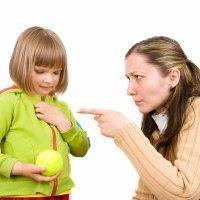 Los errores más comunes que se cometen con los castigos