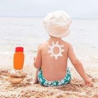 Protección solar para toda la familia: al sol con los niños
