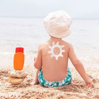 Protección solar para la familia