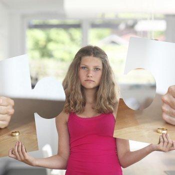 Cómo explicar el divorcio a los hijos