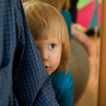 El niño tímido. Timidez infantil