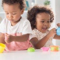 Juguetes recomendados según la edad del bebé