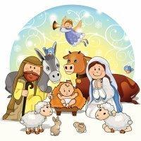 Nacimiento. Cuento de Navidad para niños