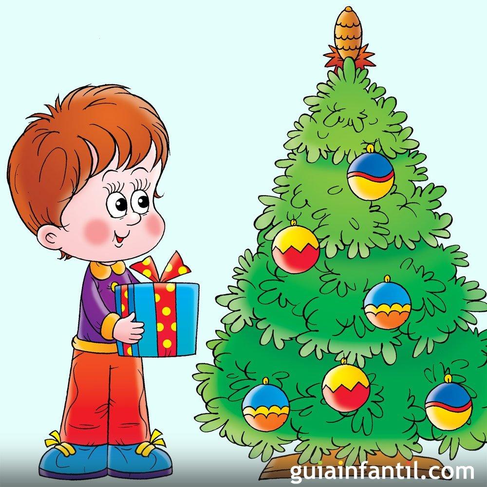 Especial de navidad - Dibujos postales navidad ninos ...