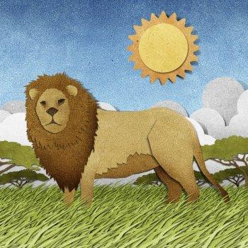 El león perdido