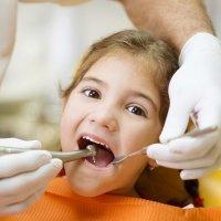 El dentista y los niños