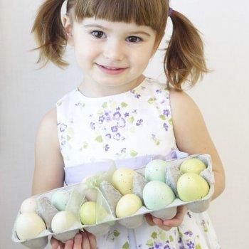 Manualidades con cajas de huevos