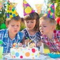 Juegos de cumpleaños con los niños