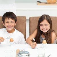 El huevo en la alimentación de los niños