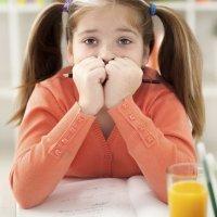 Cómo controlar el miedo de los niños ante un examen