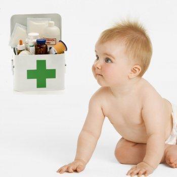 Botiquín para el bebé