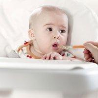 Destete del bebé. Alimentación en el sexto y séptimo mes