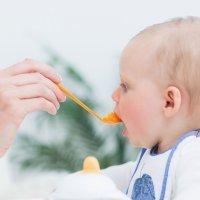 Alimentación de bebés con diarreas agudas y persistentes