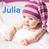 Día de Santa Julia, 15 de julio. Nombres para niñas
