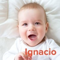 Nombres para niños: Ignacio