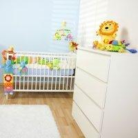 Consejos para empezar a decorar la habitación del bebé