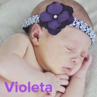 Día de Santa Violeta, 4 de agosto. Nombres para niñas