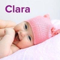 Día de Santa Clara, 11 de agosto. Nombres para niñas